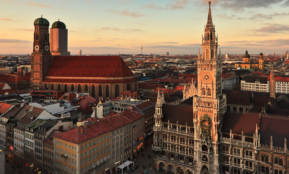 Munich Germany Tourism
