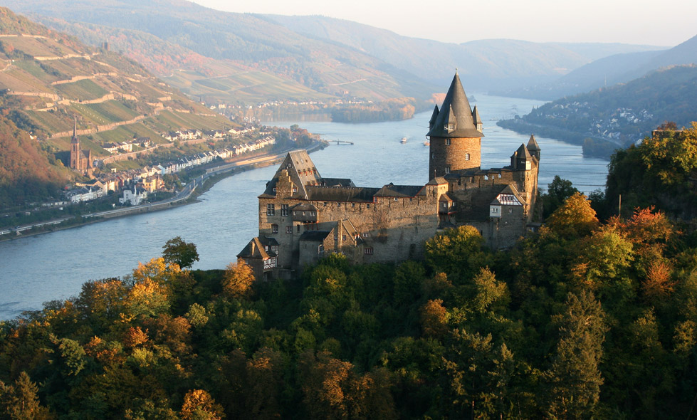 Germany Rhine River