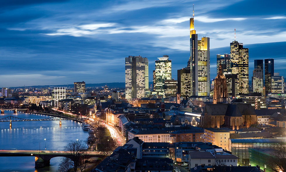 Places In Frankfurt Germany