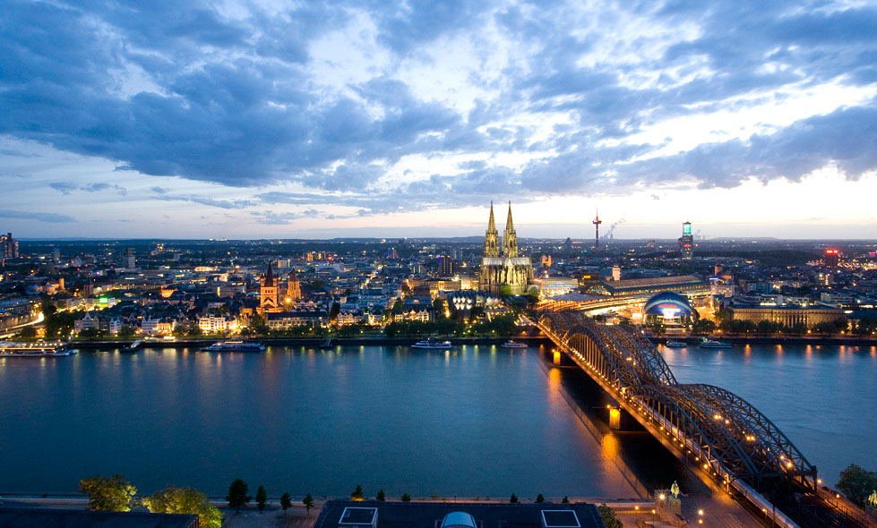 Cologne Germany Tourism